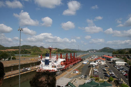 Panama Canal Tours in the Republic of Panama in Panama City